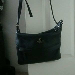 Like new Kate Spade leather crossbody